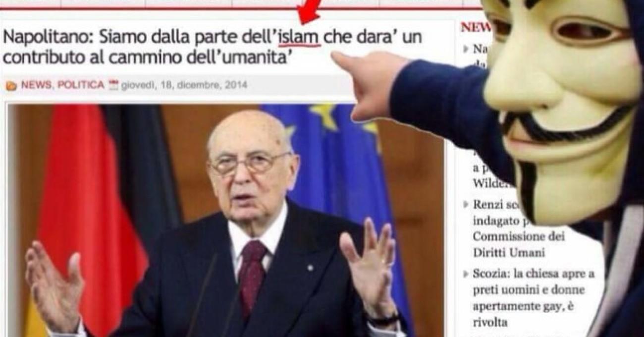 Anonymous all'italiana. Cos'è andato storto?