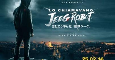 «Lo chiamavano Jeeg Robot»: intervista allo sceneggiatore Nicola Guaglianone