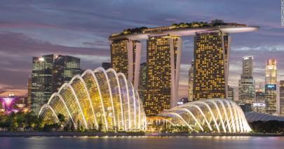 Lusso, lingotti e libri: la ricetta di Singapore