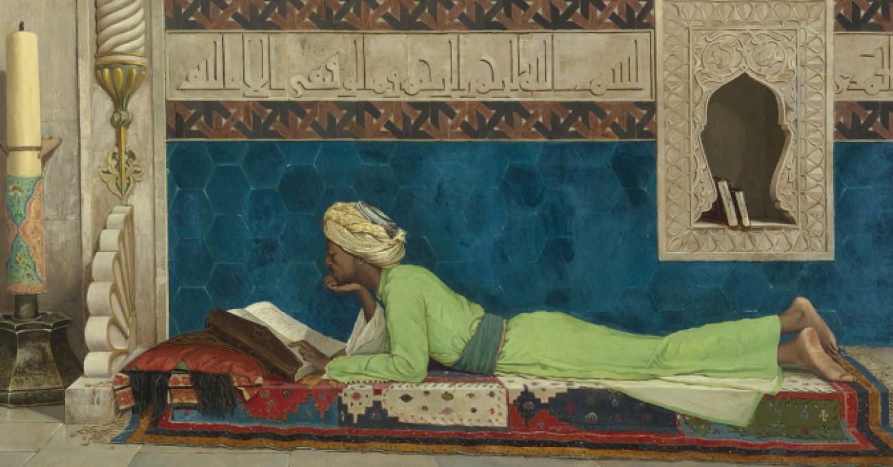La letteratura araba è una contro-narrazione