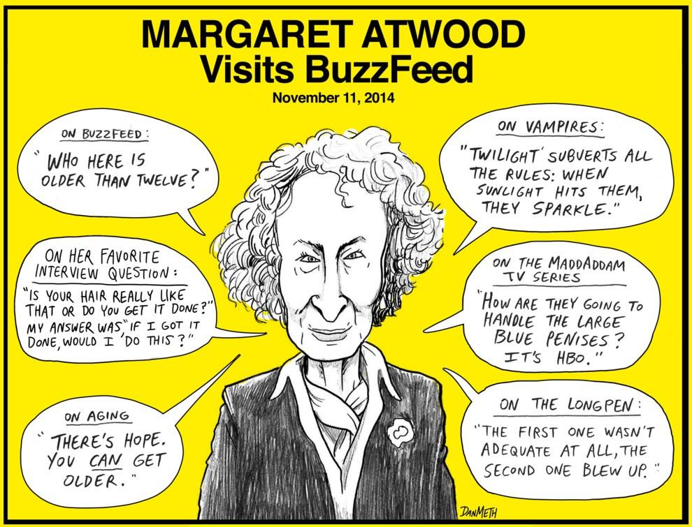 Short & Sweet: la forma breve e la poesia di Margaret Atwood