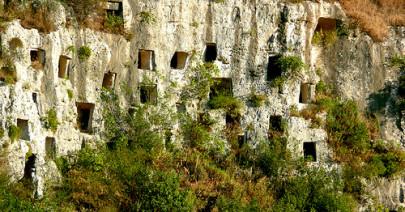 «Le pietre di Pantalica»: tornare in Sicilia per la prima volta