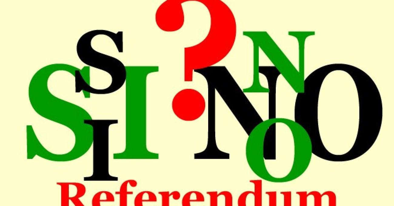 Le 6 ragioni + 1 del SÌ al Referendum costituzionale