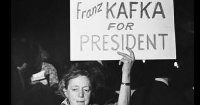 Questo è Kafka? E questo è Trump?