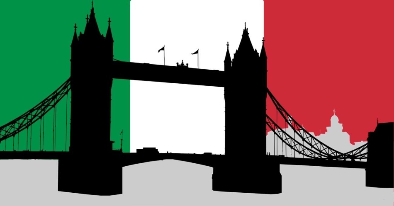 Italians a Londra, un genere letterario tutto per loro?