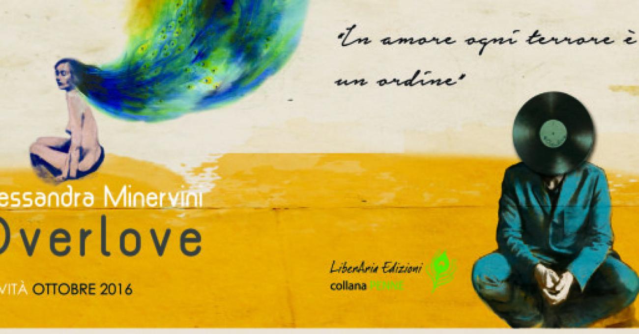 «Overlove», l'anti-favola di San Valentino di Alessandra Minervini