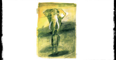 «L'elefante» di Elisa Ruotolo e Patrizia Beretta