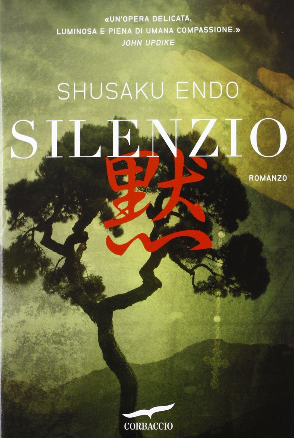«Silence» è ispirato al romanzo di Shūsaku Endō, «Silenzio», tradotto da Lydia Lax per Corbaccio