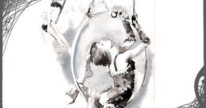 «L'acrobata» di Alessandro Trasciatti
