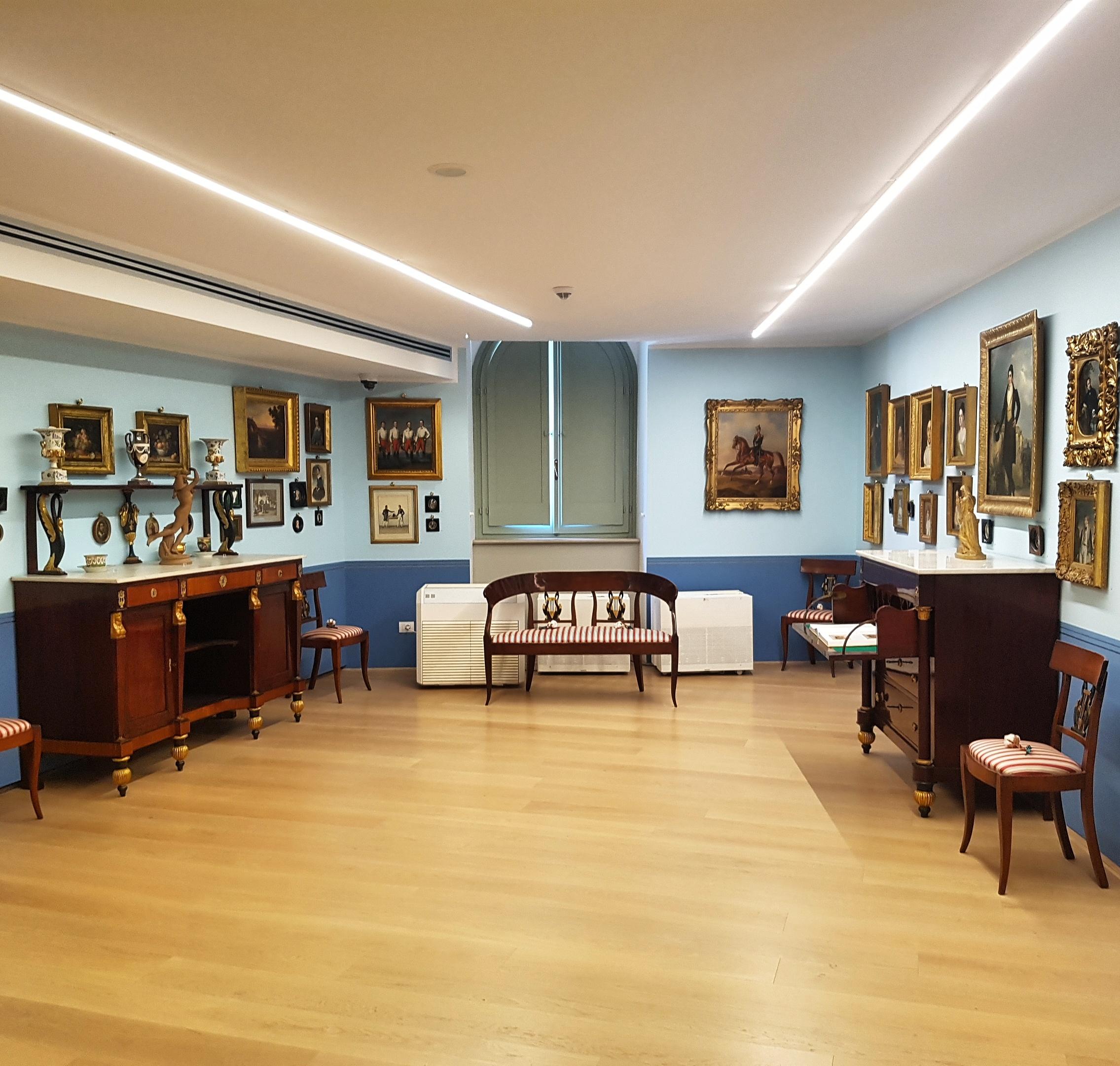 La collezione Marabottini a Palazzo Baldeschi