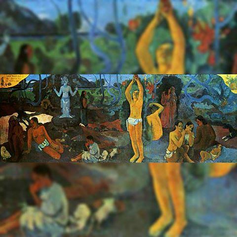 Paul Gauguin, «Da dove veniamo? Che siamo? Dove andiamo?»
