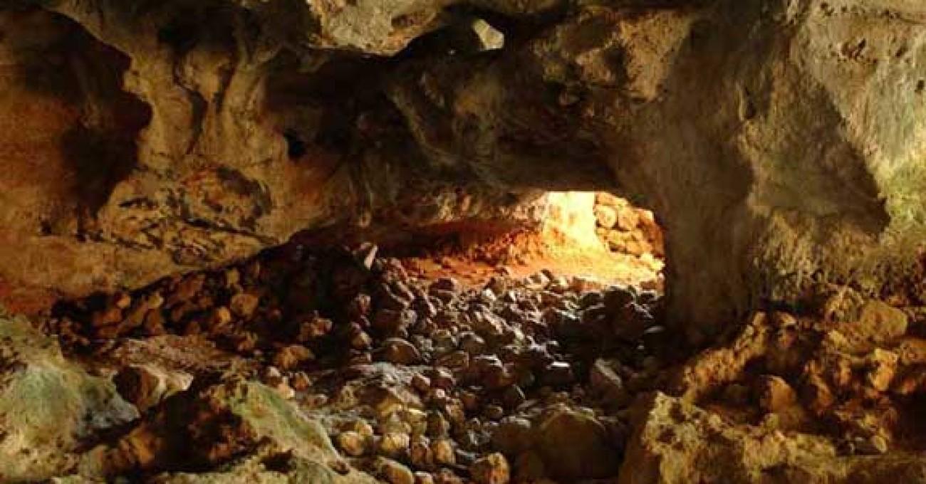 «Quattro uomini in una grotta» di Stephen Crane