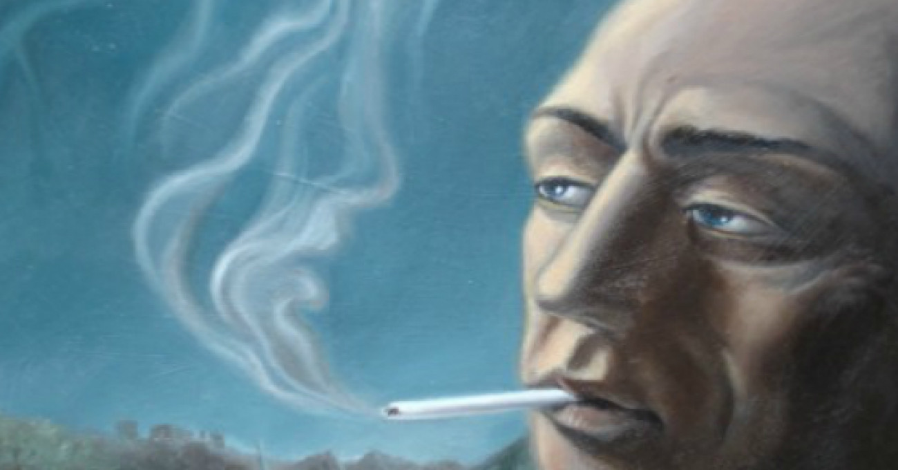 Fumare benissimo. Viaggio tra letteratura e sigaretta.