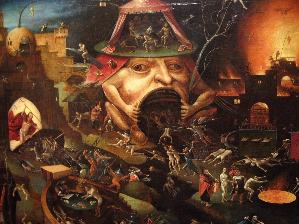Hieronymus Bosch – «Bambini di Satana»