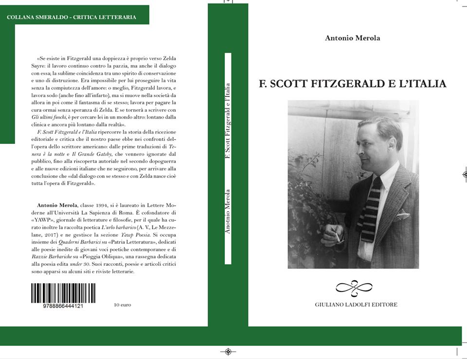 Copertina_F. Scott Fitzgerald e l'Italia