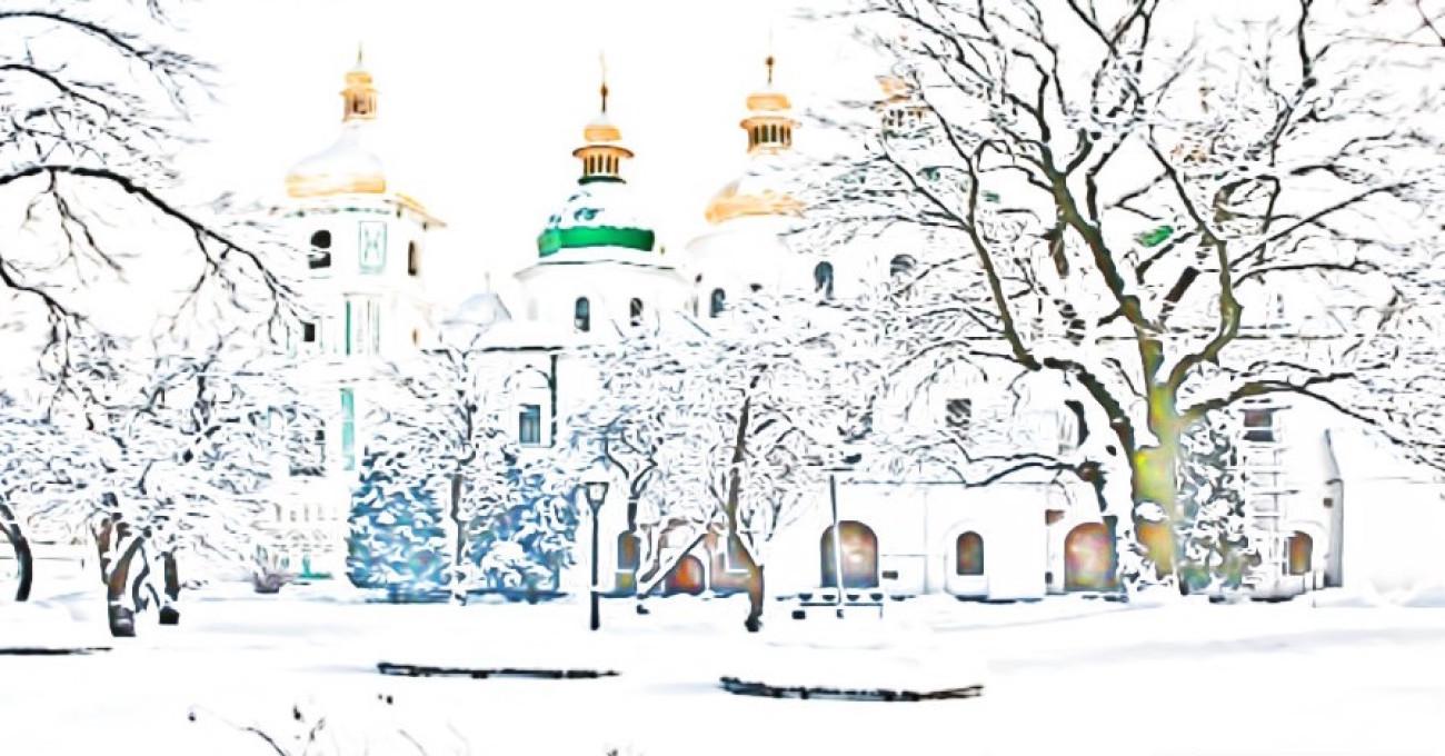 «Inverno ucraino» di Lucia Massacesi