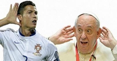 Genealogia portatile del pauperismo a sinistra tra Ronaldo e Papa Francesco