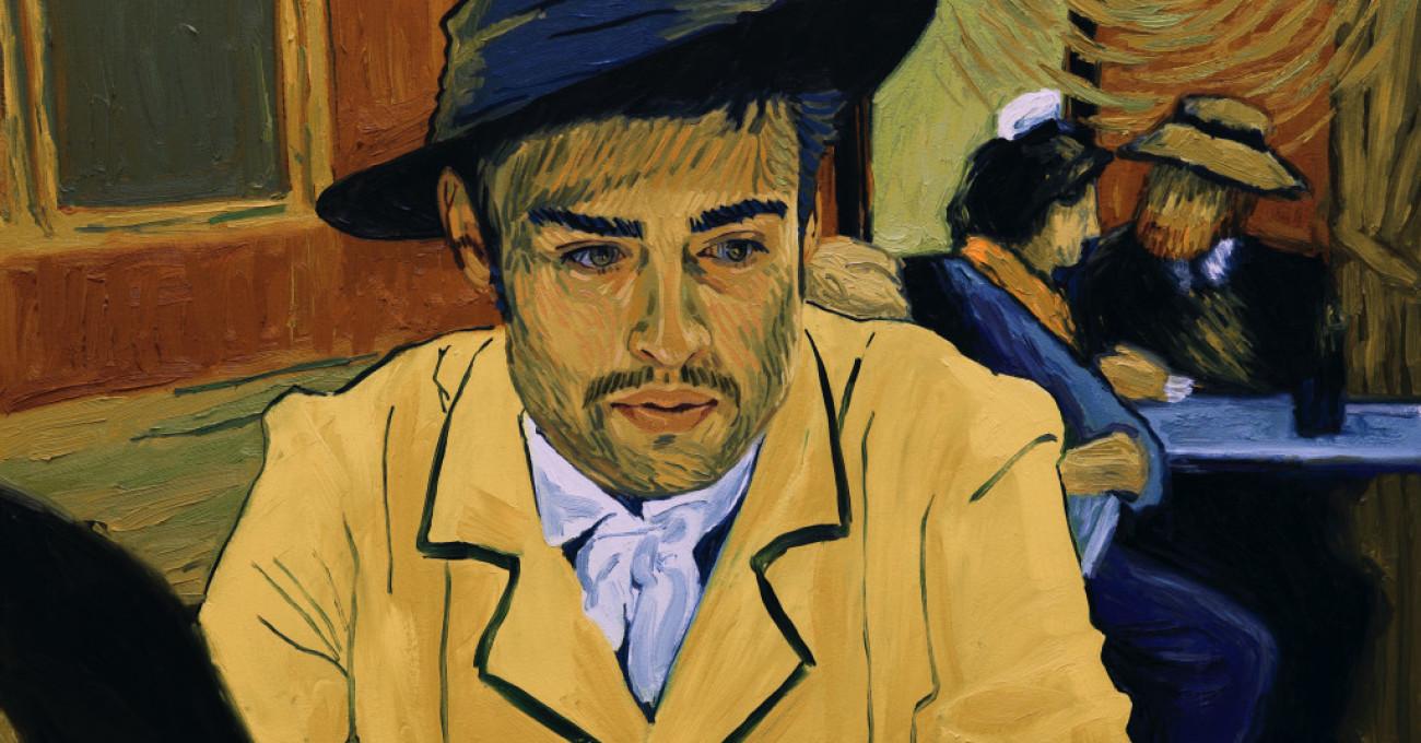«Loving Vincent», il film sul pittore tra Montale e Guccini
