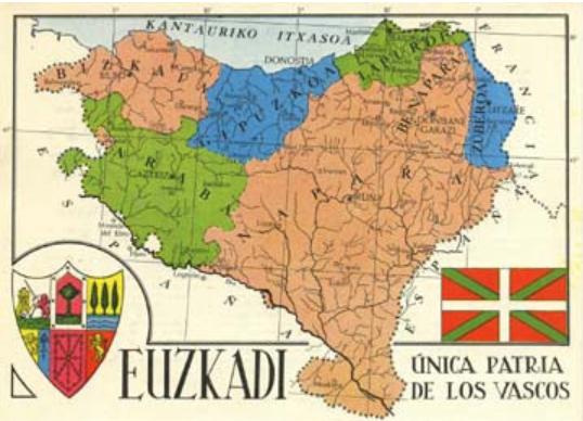Mappa della regione, Fonte Google