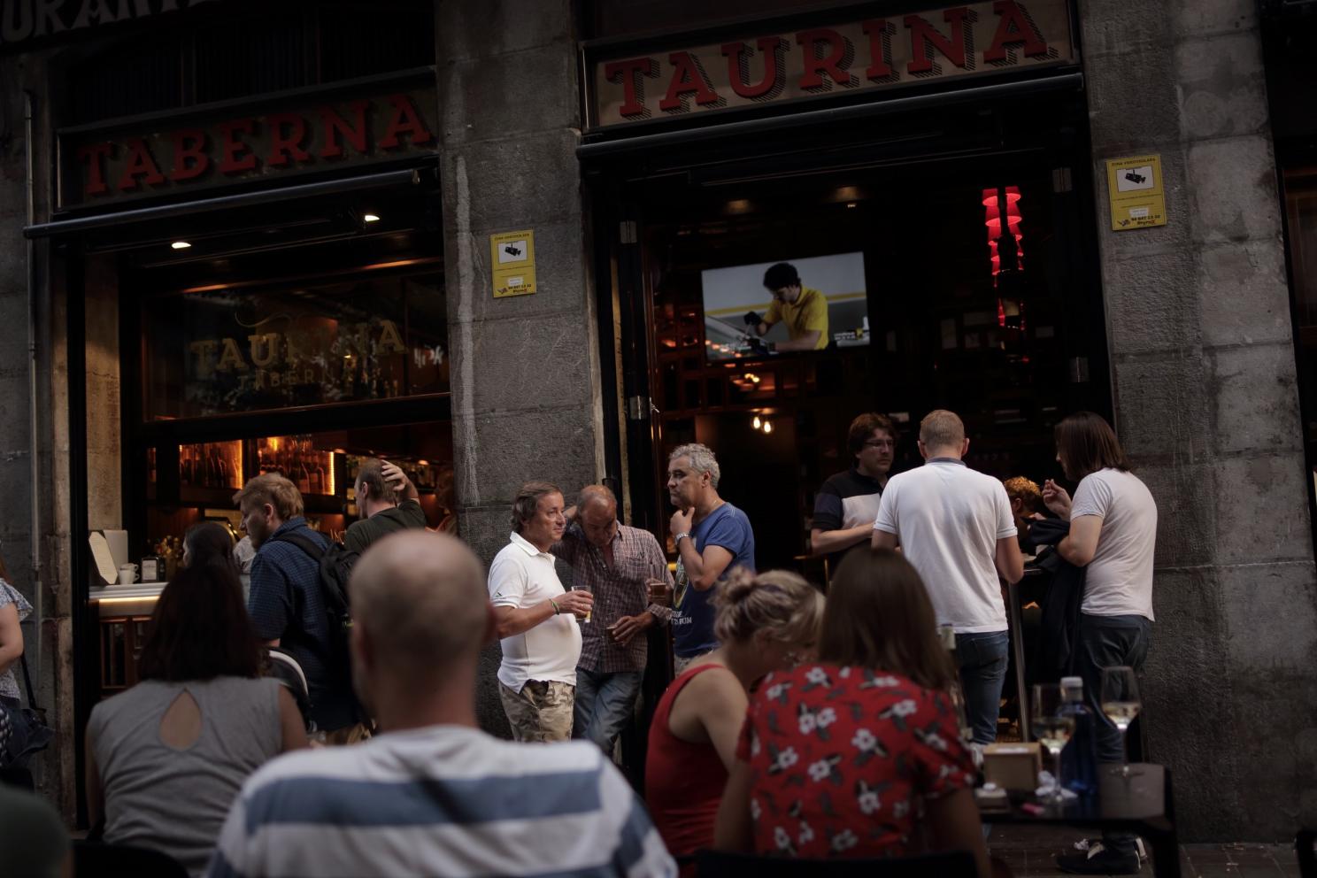 Taberna Taurina su Calle Ledesma, ManueleGeromini©️