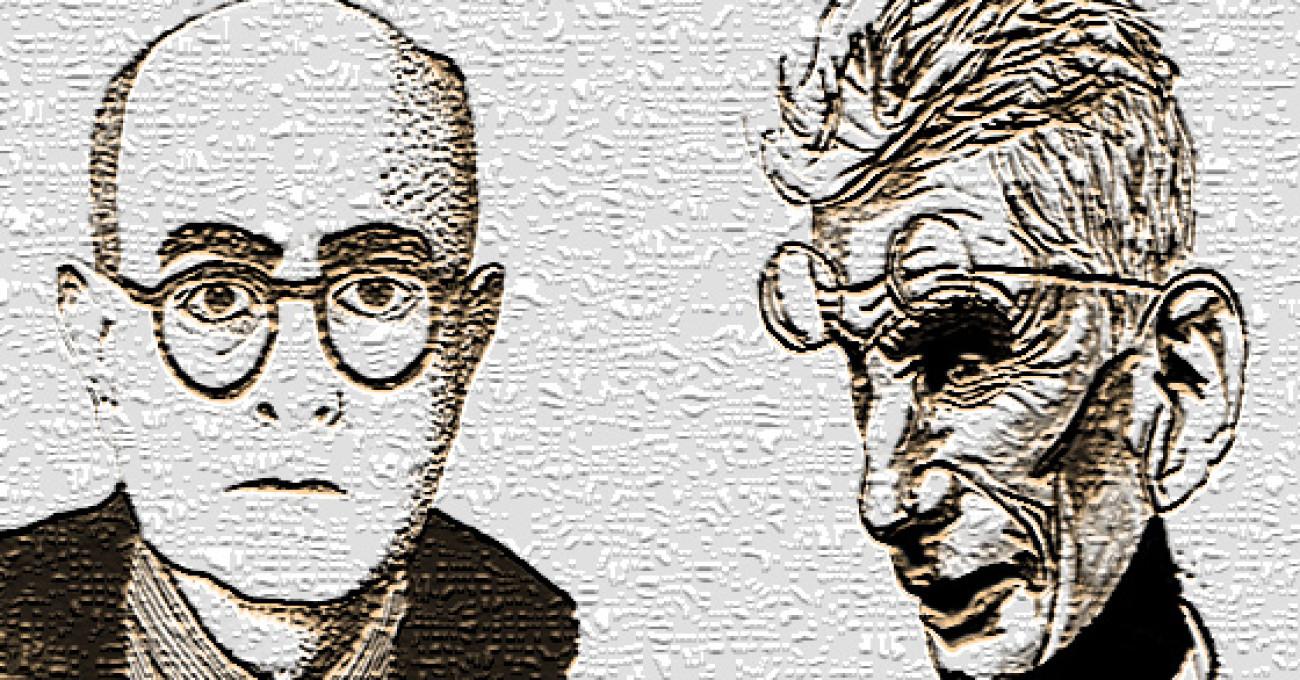 Vite esiliate. Il rapporto confidenziale tra Adorno e Beckett