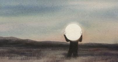 Una lettrice al centro, su «Ovunque sulla terra gli uomini» di Marco Marrucci