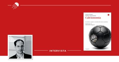 Calcionomia – Intervista a Simon Kuper