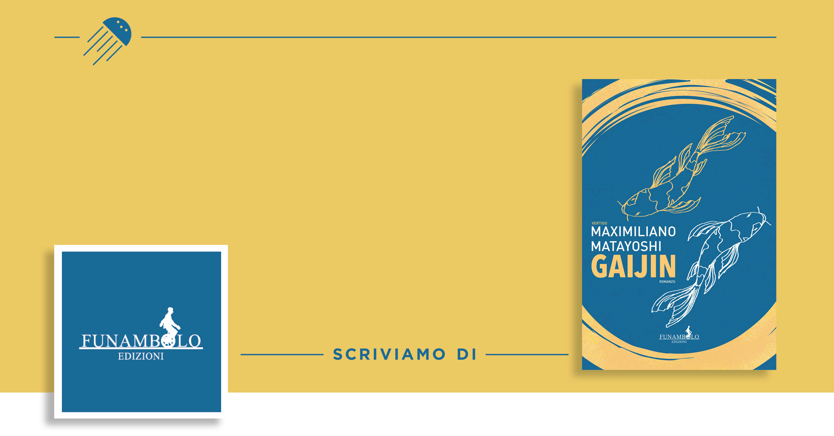Gaijin di Maximiliano Matayoshi