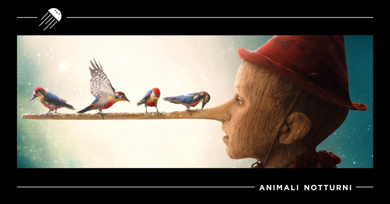 Pinocchio, venature e spaccature di un film