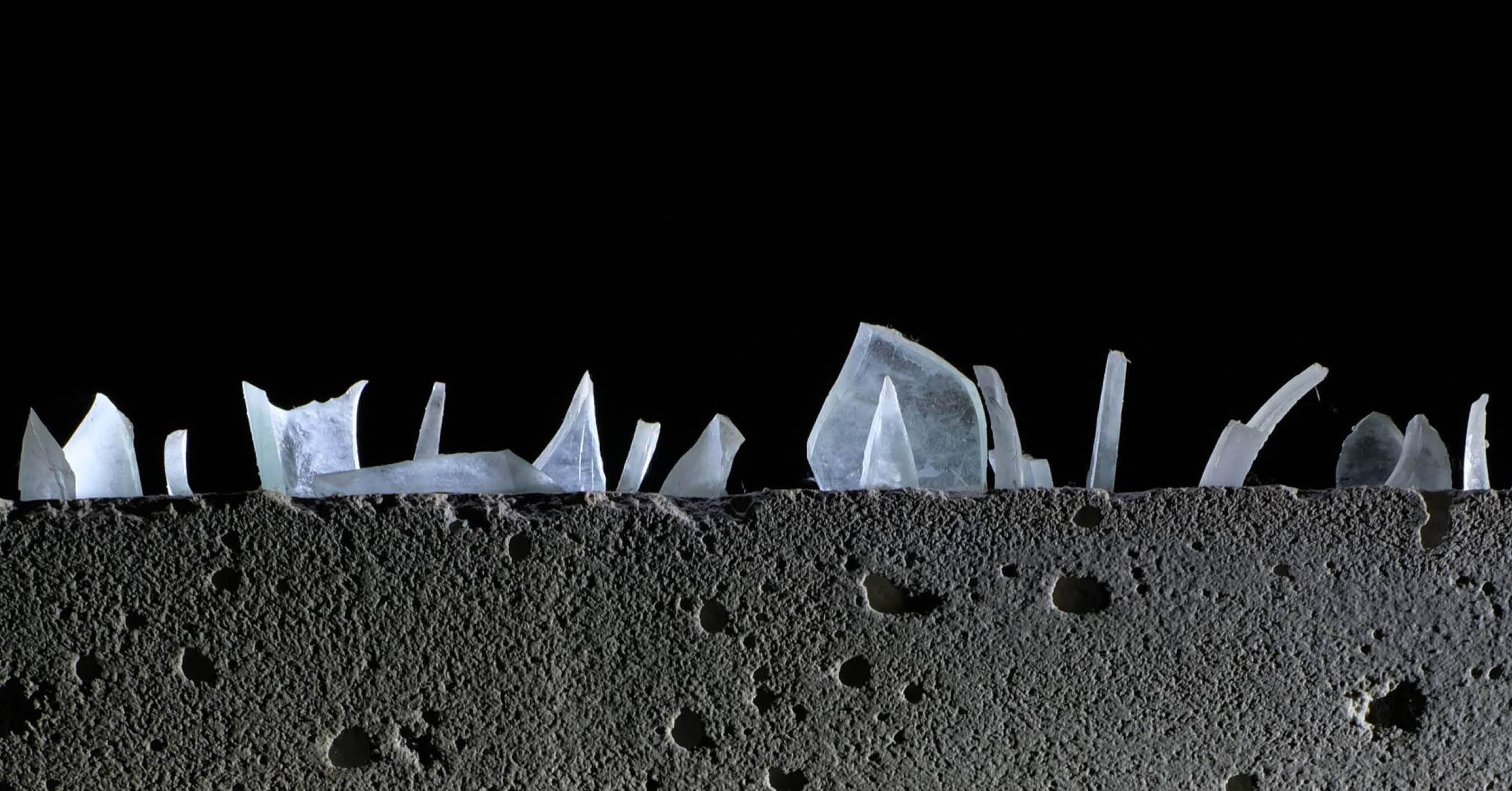 Solidi in un cielo lontano: note sulla mostra «Solidi. Archeologia dell'avvenire»