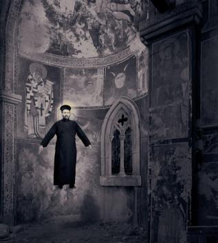 Joan Fontcuberta, «Miracolo della levitazione», Miracoli & Co