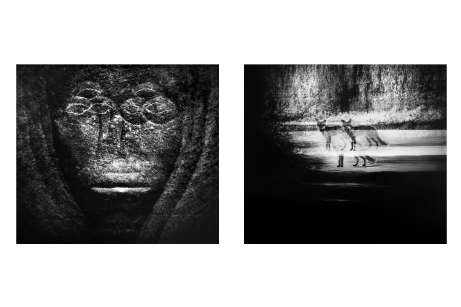 Gaetano de Crecchio, «Archeology», Deconstruction. //Gaetano de Crecchio, «Wilness&Lie», Deconstruction.