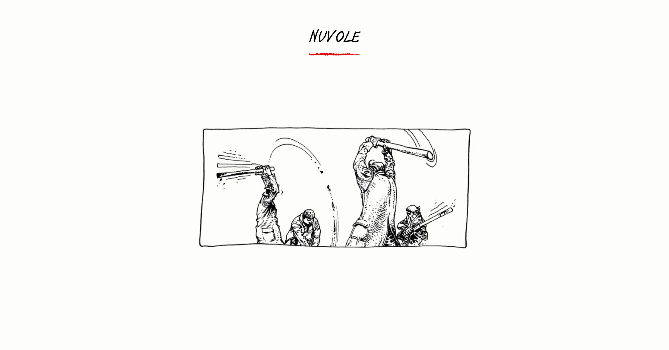 Incubo bianco – Cauchemar blanc di Moebius