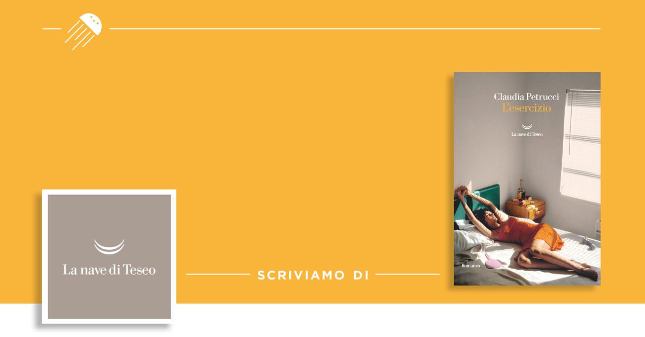 L'altro a propria immagine – L'esercizio di Claudia Petrucci