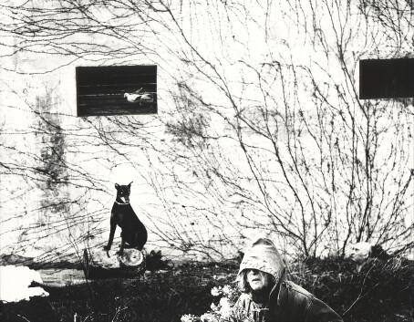 Mario Giacomelli, Questo ricordo lo vorrei raccontare, 2000, Courtesy Archivio Mario Giacomelli © Rita Giacomelli