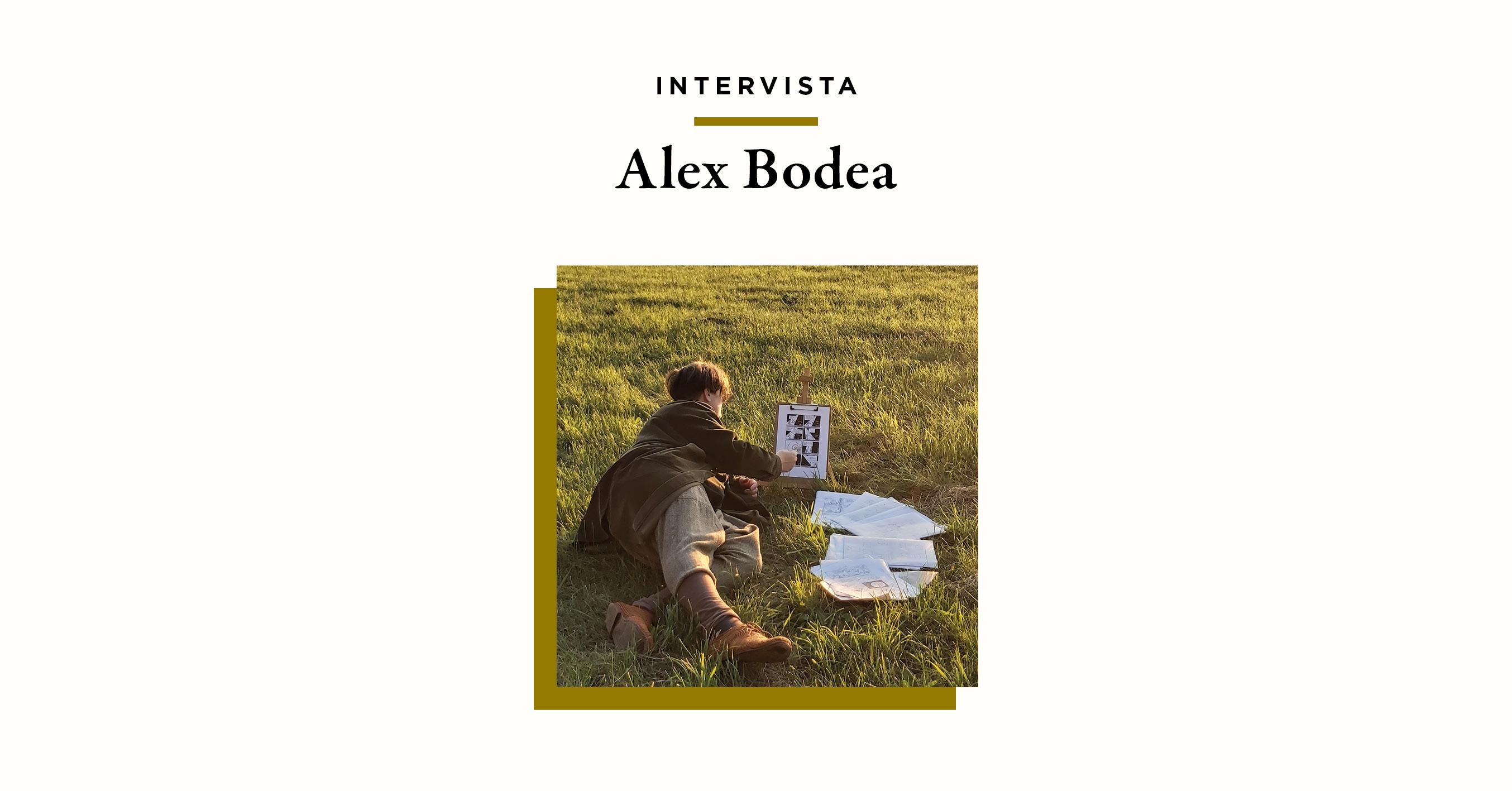 The fact finder: intervista a Alex Bodea