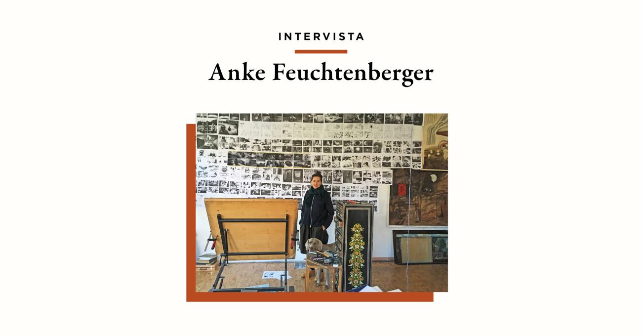 Prendere posizione – Il corpo sulla pagina: intervista a Anke Feuchtenberger