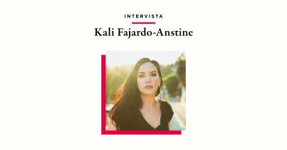 Sabrina & Corina: intervista a Kali Fajardo-Anstine